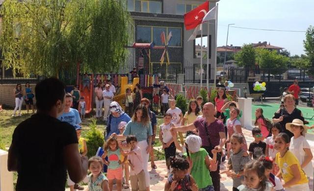Çizgi Koleji Yaz Okulu Açıldı