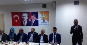 AK Parti Basınla Buluştu...