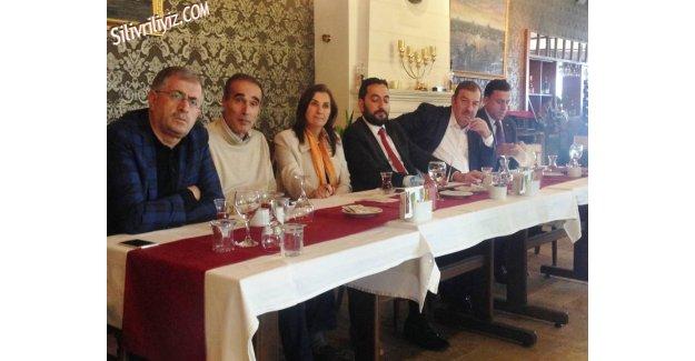 """AK Parti Basın Toplantısında """"Yılan Hikayesi"""""""