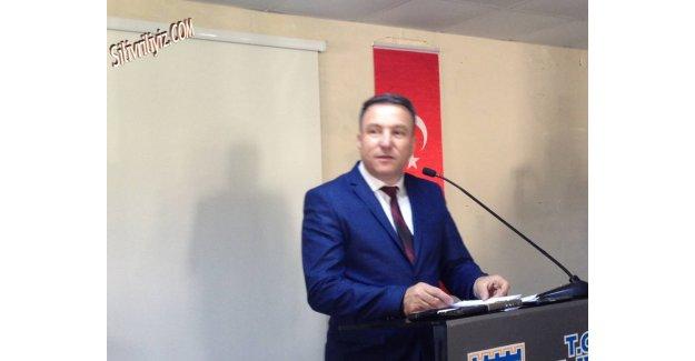 Ercan Çalışkan Adaylığını Açıkladı... Video Haber