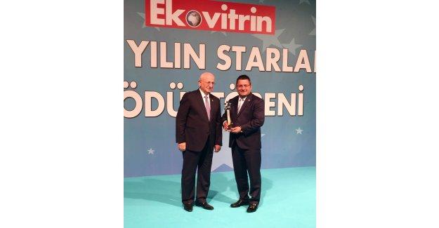 Ümit Kalko Yılın Starı seçildi...