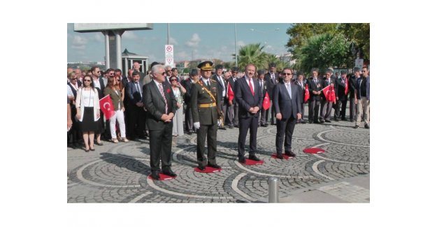 Silivri'de 30 Ağustos Zafer Bayramı Böyle Kutlandı...