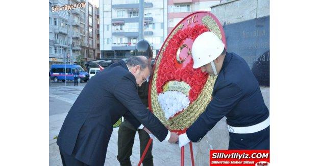 Dünya Önderi Gazi Mustafa Kemal Atatürk Silivri'de Böyle Anıldı...