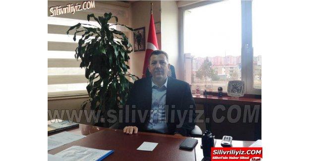 """Silivri Emniyet Müdürü Hakan Er """"HUZUR Toplantısı"""" İçin Halkı Davet Etti…"""