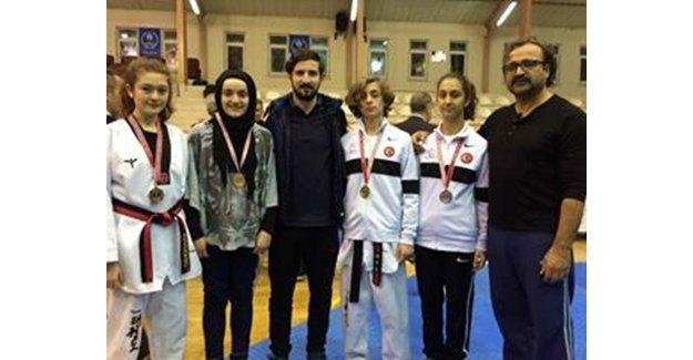 Erel Spor Kulübü Silivri'ye Şampiyonlukla Döndü…