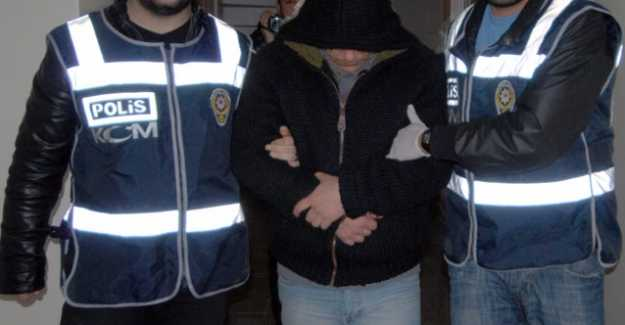 Silivri'den ÇaldığıAracı Boyatıp Taksi YapanYakalandı…