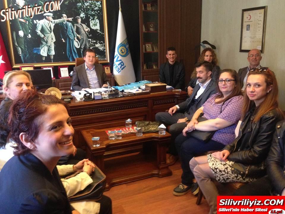 Bora Balcıoğlu'nun Özel Konukları…