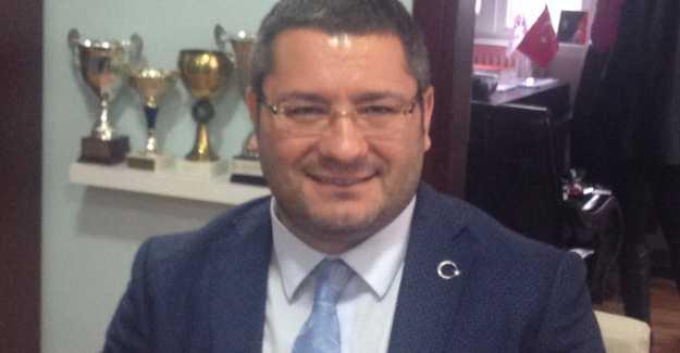 """Ümit Kalko: """" Başkanın Ricasıyla Geldik Ricasıyla Gideriz"""" VİDEO HABER"""