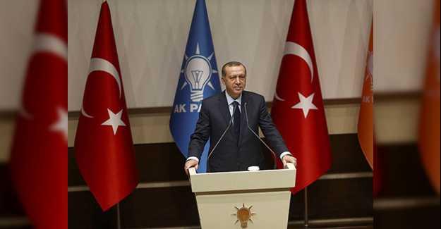 Recep Tayyip Erdoğan, AK Parti'ye Üye Oldu...