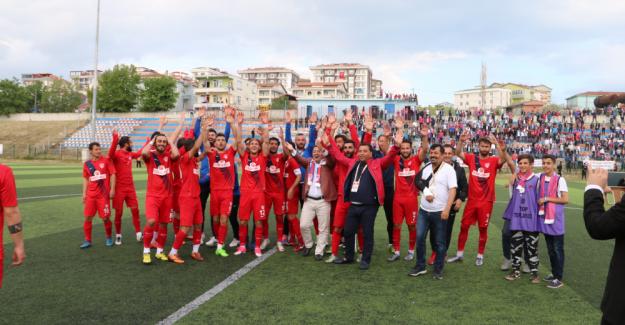 Silivrispor Ankara'dan Şampiyon Dönüyor…
