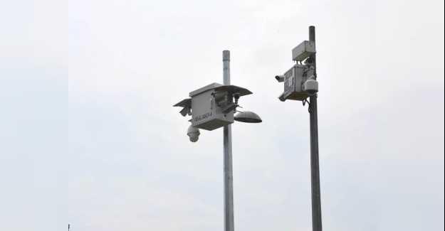 Güvenlik Kameralarının Sırrı Ortaya çıktı!