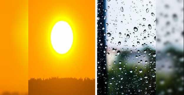 100 Yılın Rekoru Kırıldı! Yağmur Geliyor…
