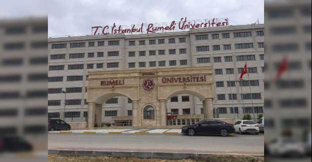 Silivri Rumeli Üniversitesi... Halil Günay