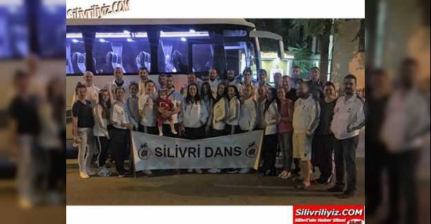Silivri Dans Barış İçin, Kardeşlik İçin Kıbrıs'a Gitti…