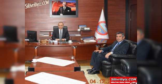 Dr. Hasan İpekoğlu Silivri İlçe Sağlık Müdürü Oldu…