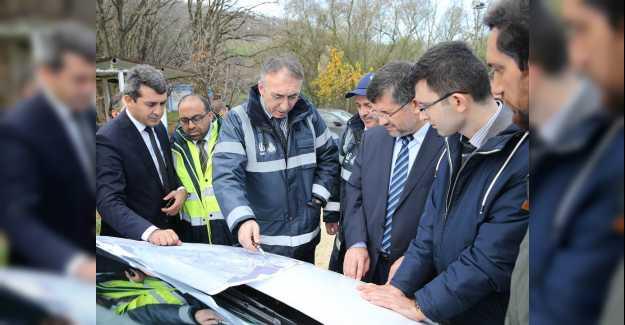 İSKİ Genel Müdürü Fatih Turan Silivri'de…