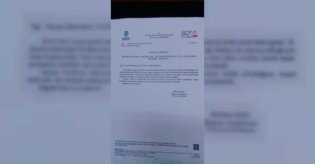 Vefat Eden Kişi Silivri Belediyesi'ne Üç Yıl Sonra Dilekçe Vermiş! ÖZEL HABER