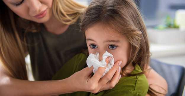 Çocukları Okulda Yakalayan Hastalıklar...