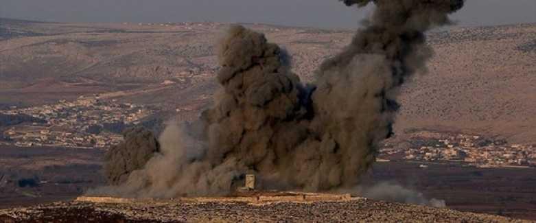 Türk Ordusu Afrin'e Girdi…