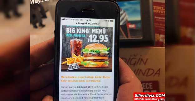 Burger King, Türkiye ve Vatandaş Artık Eskisi Gibi Değil…