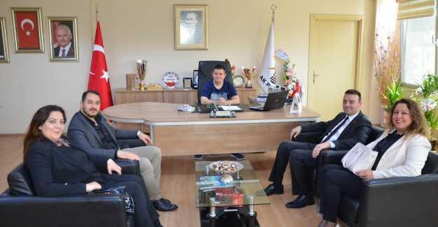 AK Parti Silivri'nin Yeni Başkanı Onur Alkış Oldu!