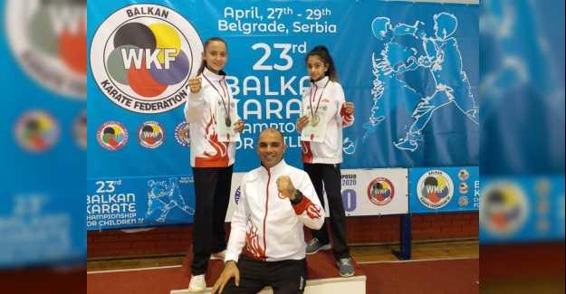 Balkan Şampiyonu Silivri'den...
