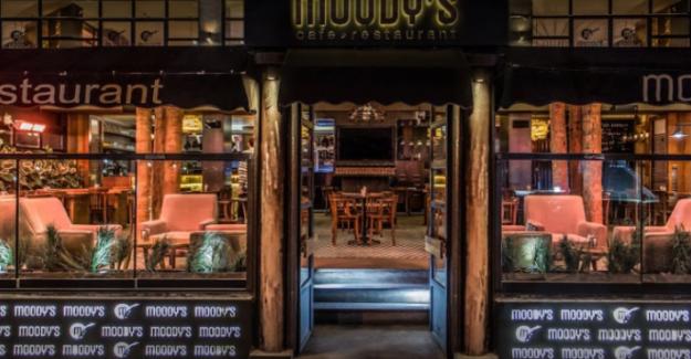 Moody's Cafe Silivri'de ayrı bir Silivri'dir.