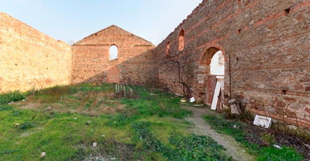 Çantuğa Rum Kilisesi (Papazın Kilisesi)