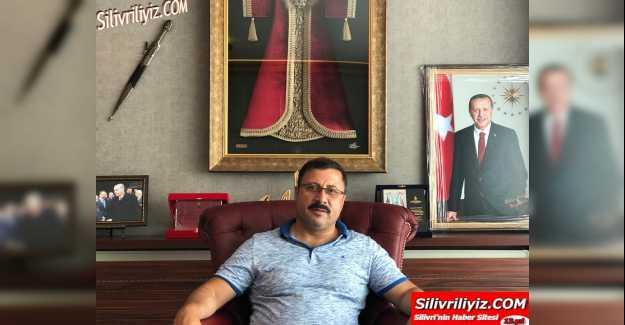 Hayırlı Olsun Metin Karakaş… Özel Haber.