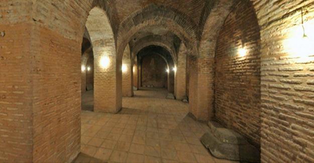 Silivri Alexios Apokaukos Kilisesi Sarnıcı