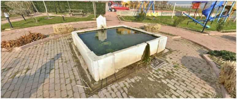 Silivri Kadıköy Havuzlu Meydan Çeşmesi