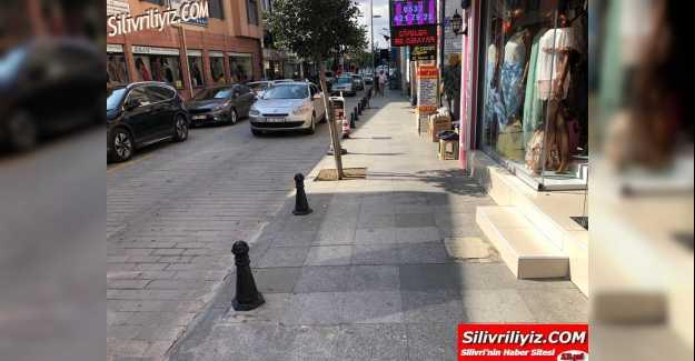 Başkomutan Caddesi'nden Çöple Geçemezsin…