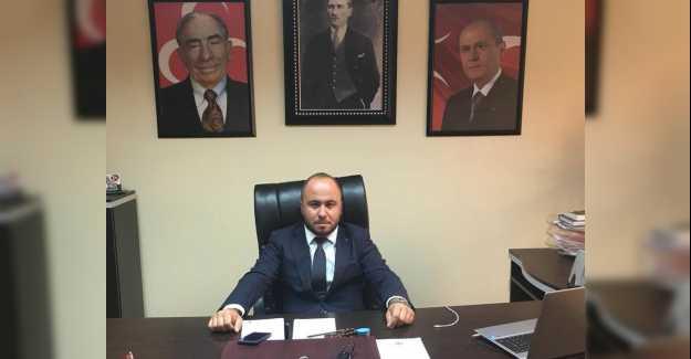 """MHP Silivri İlçe Başkanı Zafer Yalçın """"DİL Bayramı"""" nı Kutladı..."""