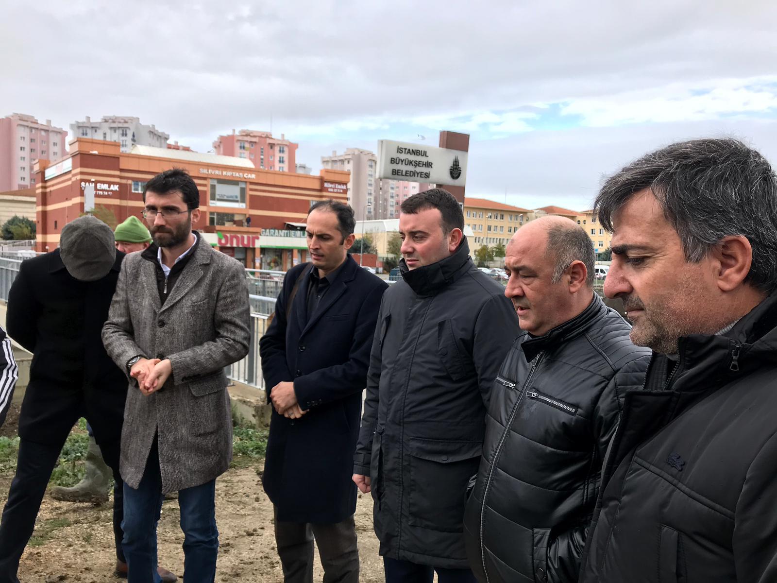 Öğretmenler Gününe Özel 50 Çınar Ağacı Dikildi...