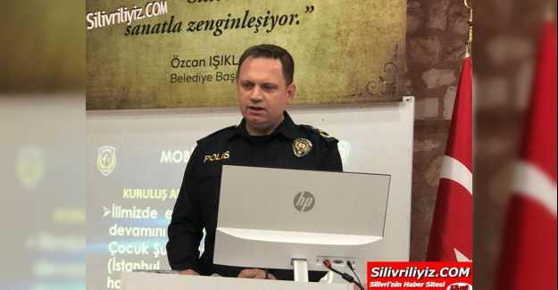 Silivri Emniyet Müdürü Taner Ertürk Verileri Açıkladı…