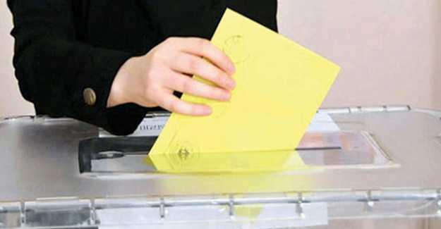 BOMBA HABER... Cezaevi seçmenleri Büyükşehirde Oy Kullanacak...