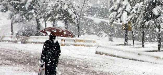 Meteoroloji Kar İçin Uyardı…