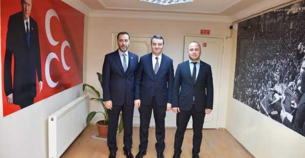 AK Parti ile MHP İttifakı Taçlandırıldı…