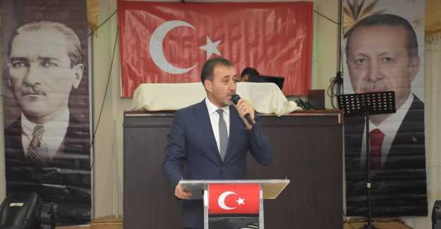 AK Parti Volkan Yılmaz'a Kucak Açtı…