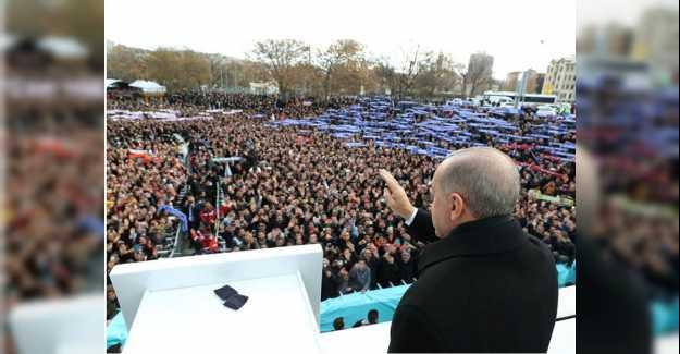 Başkan Recep Tayyip Erdoğan 11 Maddelik Seçim Manifestosunu Açıkladı…