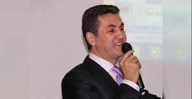 Mustafa Sarıgül DSP Şişli Belediye Başkan Adayı Oldu...