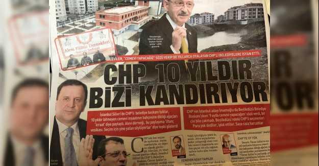 Özcan Işıklar Sabah Gazetesi'ne Manşet Oldu...