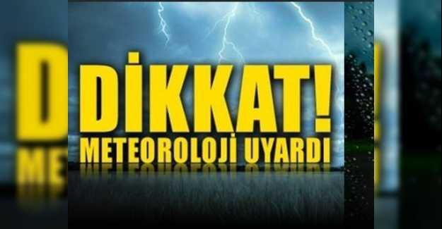 Silivri'de Fırtına Bekleniyor…