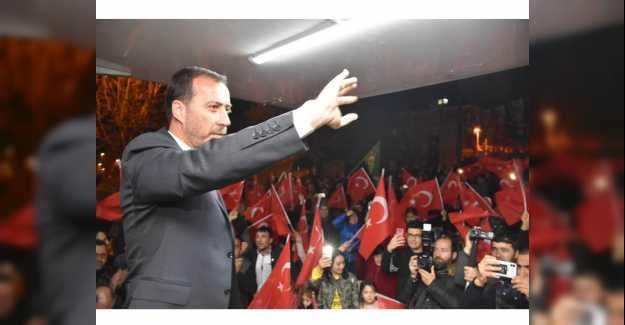 """Volkan Yılmaz;"""" Lisemiz yok, gerekirse Ankara'da yatacağım o liseyi yapacağım..."""