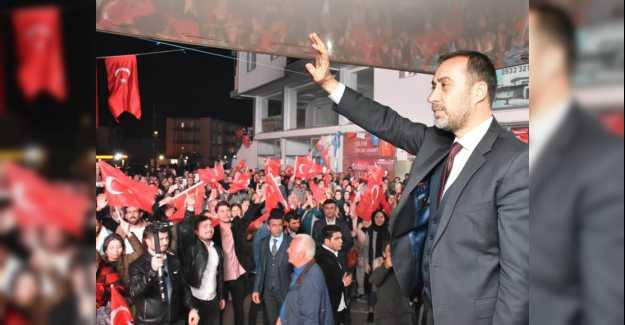 """Volkan Yılmaz;"""" Sözüm Sözdür Silivri'yi İstanbul'un Gıda Üssü Yapacağız"""""""