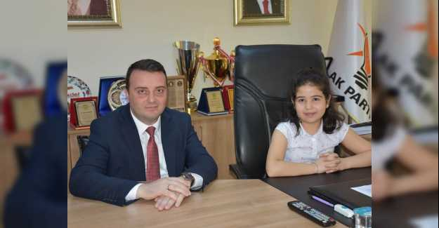 Elif Şahin Başkan Oldu Bozoğlu'na Teşekkür Etti...