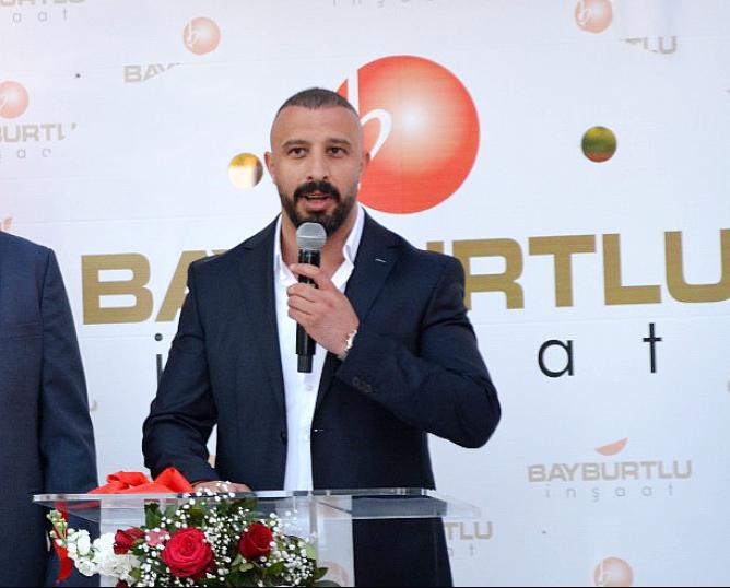 BAYBURTLU İNŞAAT'TAN MUHTEŞEM AÇILIŞ...
