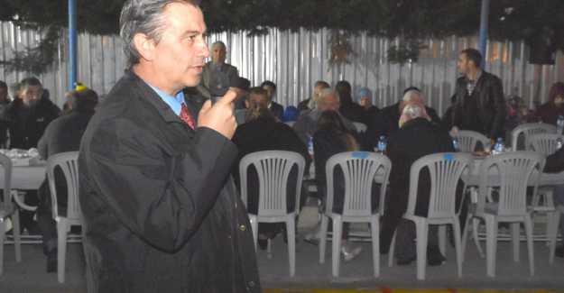 Belediye Başkan Yardımcısı Harun Akkan İle Büyükçavuşlu Gönül Sofrası…