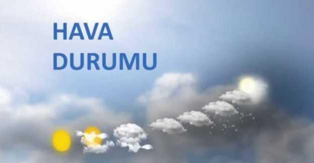 Silivri'de Yarın Sağanak Yağmur Bekleniyor…