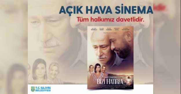 AÇIK HAVA SİNEMA GÖSTERİMLERİ PROGRAMI...